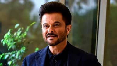 bollywood actor anil kapoor during a launch event