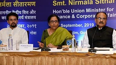 nirmala sitharaman announces loan festivals to spur demand
