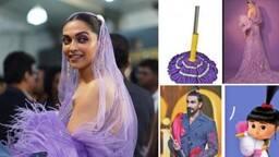 दीपिका पादुकोण ने शेयर किया अपनी पर्पल ड्रेस पर बना मीम, हंस-हंसकर हो जाएंगे लोटपोट