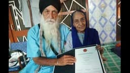 83 year old man sohan singh gill