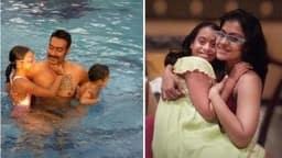 बेटी न्यासा को किया अजय देवगन और काजोल ने डॉटर्स डे विश, लिखी इमोशनल पोस्ट