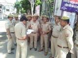 रामपुर में कड़ी सुरक्षा के बीच उपचुनाव के लिए शुरू हुई नामांकन प्रक्रिया