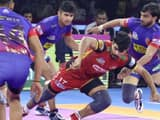 dabang delhi vs bengaluru bulls match ends in 39-39 tie  pkl