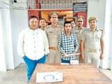 सरगना गिरफ्तार, दो चोरी का खुलासा