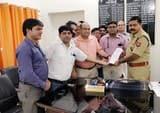 एकजुट हुए डाक्टर, भाजपा नेता के खिलाफ कार्रवाई की मांग