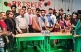 श्रीराम इंस्टीट्यूट में प्रथम वर्ष के छात्रों का हुआ स्वागत