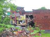 रोहतास में भारी बारिश से कई मकान गिरे, एक की मौत व छह जख्मी