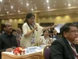 bjp   mp   roopa ganguly making india   s point at the 64th commonwealth parliamentary conference in ugand