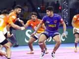 naveen kumar earned another super 10  pro kabaddi league