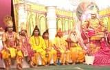 शिव जी के धनुष के टूटने पर परशुराम को आया क्रोध