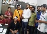 जमशेदपुर वर्कर्स कॉलेज में परीक्षा देते समय गिरा पंखा, दो छात्राएं घायल