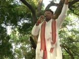 former haryana congress chief ashok tanwar outside congress hq in delhi   photo   ani