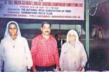 कोयम्बटूर में शूटर दादियों के मुरीद हो गए थे मुकुल