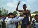तहसील स्तरीय एथलीट प्रतियोगिताओं में बच्चों ने दिखाया हुनर