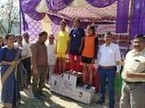 800 मीटर दौड़ में राजेंद्र और मंजू ने अव्वल