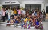 आवासीय पट्टे की मांग, कलक्ट्रेट पर ग्रामीणों ने किया प्रदर्शन