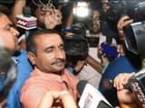 cbi   has filed a chargesheet against kuldeep singh sengar  accusing him of criminal intimidation  pho