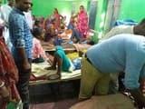 मधेपुर में एमडीएम की खिचड़ी खाकर 66 बच्चे पड़े बीमार