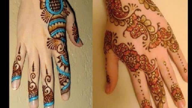 Mehndi Design Photos (Simple & Easy)  IMAGES, GIF, ANIMATED GIF, WALLPAPER, STICKER FOR WHATSAPP & FACEBOOK