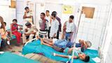 रोहतास : सासाराम में मजदूरों के विवाद में चली गोली, दस लोग घायल