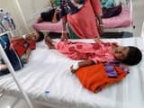 बदलते मौसम से बच्चों पर बीमारी का प्रकोप अभिभावकों की लापरवाही, बच्चों की सेहत पर भारी