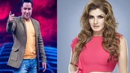 ahmed khan  raveena tandon