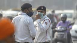 air pollution  file photo