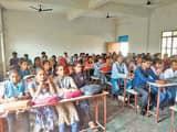 पिपरी में बेटियों को यूपी कॉप के बारे में किया जागरुक