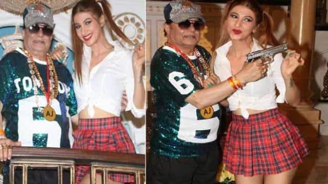 bigg boss famous ex contestant jasleen matharu and anup jalota team up with film vo meri student ha