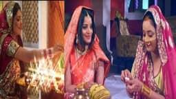 करवा चौथ पर वायरल हुआ भोजपुरी गीत 'सिनुरा अबाद' -'कबहु न साथ छूटे', पसंद आएगा आम्रपाली-मोनालिसा का ये देसी अंदाज