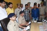 संभल के चोरों ने की थी दरोगा के घर चोरी, दो गिरफ्तार