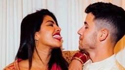 करवा चौथ पर लाल चूड़ा पहने प्रियंका ने पति निक के साथ किया धमाकेदार डांस, देखें Video