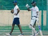 team india practice session photo bcci