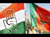 bjp and congress symbol  file pic