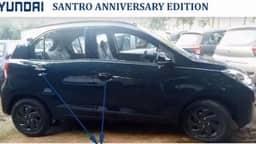 जल्द आएगा Hyundai Santro का एनिवर्सरी एडिशन, लीक हुई कीमतें और Photo