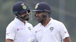 virat kohli and rohit sharma during ranchi test  ap