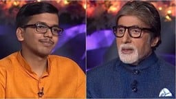 kbc 11  the rs 25 lakh question that made akash garg quit amitabh bachchan show
