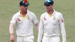 david warner and steve smith  reuters