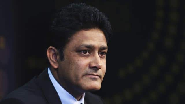 file photo of anil kumble  getty images