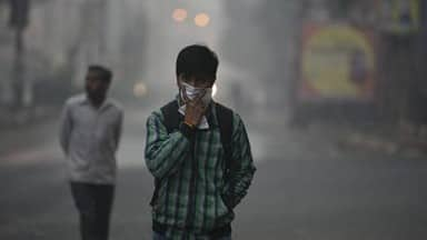 delhi air quality plummets to    severe    day after diwali