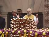 bjp chief and home minister amit shah  burhaan kinu ht photo
