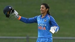 smriti mandhana getty images