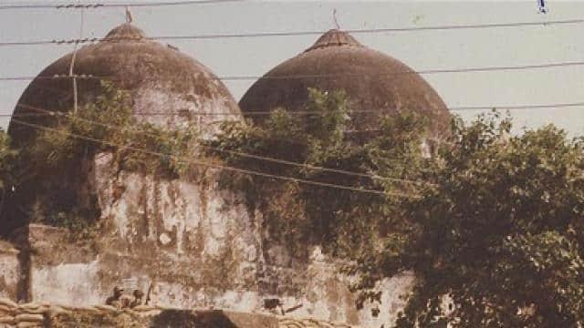 Ayodhya case:देखें रामजन्मभूमि- बाबरी मस्जिद विवाद का पूरा घटनाक्रम Date बाई Date 1528 से