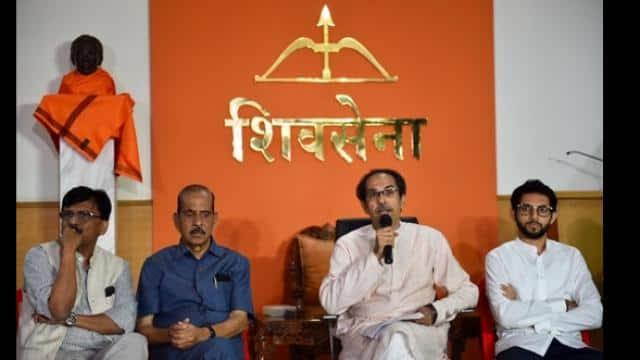 LIVE: उद्धव ठाकरे का बीजेपी पर हमला- हम महाराष्ट्र में सरकार बना सकते हैं, अमित शाह-फडणवीस की जरुरत नहीं