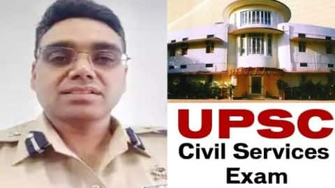 upsc civil services exam   meet ips officer manoj sharma who failed in class 12 exam but crack upsc