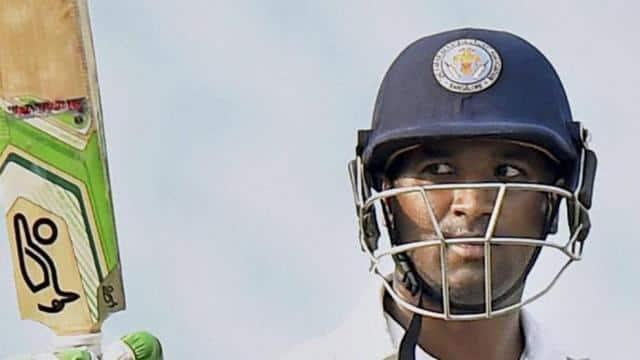 karnataka cricketer cm gautam  pti