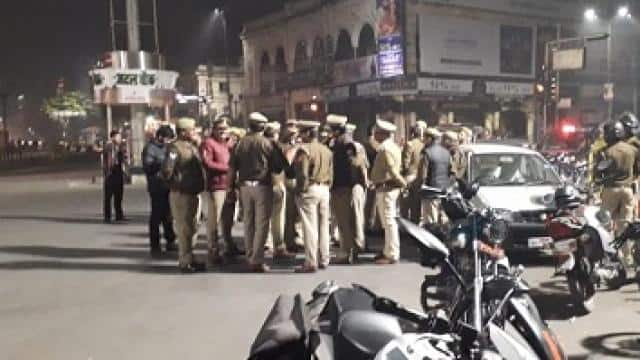 tight security in uttar pradesh