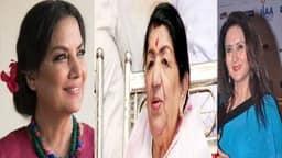 हेमा मालिनी के बाद शबाना आजमी, पूनम ढिल्लो और अदनान सामी ने की लता मंगेशकर के ठीक होने की कामना