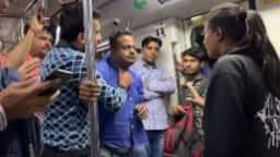 दीपक कलाल को महिला ने दिल्ली मेट्रो में जड़ा जोरदार थप्पड़, कर रहे थे बदतमीजी, वीडियो वायरल