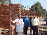 hostel  construction  speeding